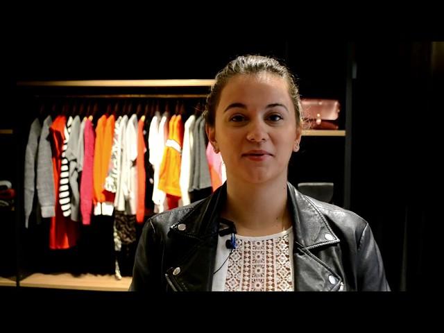 Julie - Responsable de magasin