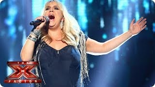 Shelley Smith sings Heart's Alone - Live Week 1 - The X Factor 2013