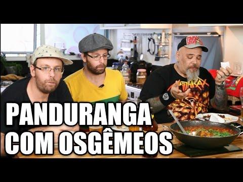 Panelaço Com João Gordo - Panduranga Com OsGêmeos