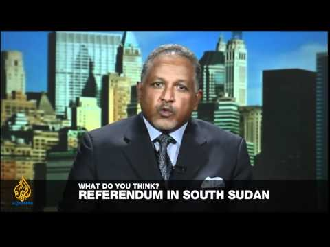 Riz Khan - After Sudan's referendum