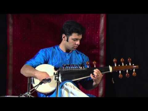 Live Concert - Amaan Ali Bangash on Sarod Raga Desh - Teen Taal 16 Beats Time Cycle