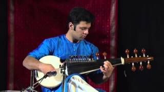 Live Concert - Amaan Ali Khan on Sarod Raga Desh - Teen Taal 16 Beats Time Cycle