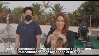 Shakira - Don't Wait Up Behind-The-Scenes Interview