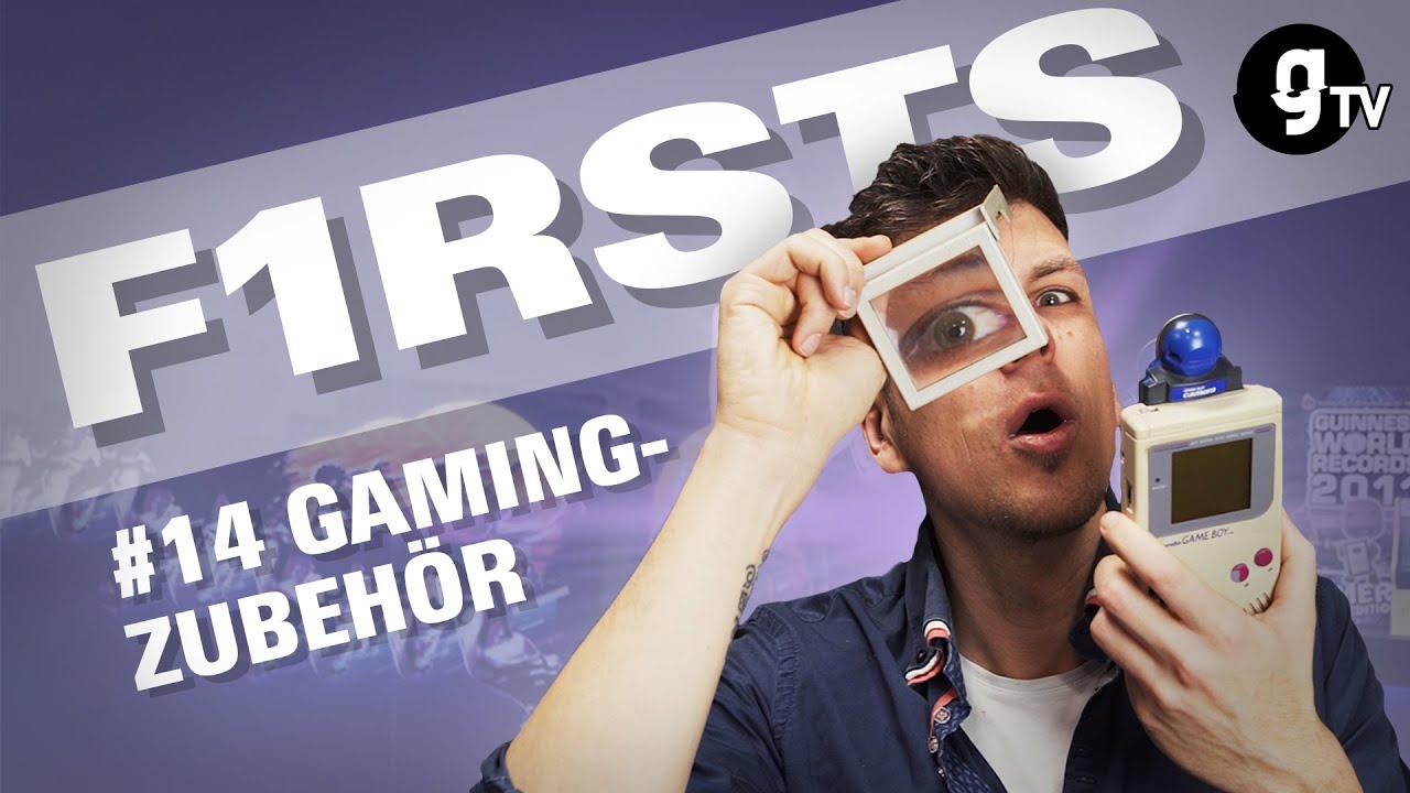 Download Lupe, Angel oder Lightgun: Was war das erste Gaming-Zubehör?   FIRSTS  #14 mit David Hain   gTV