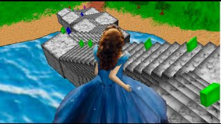 Cinderella Way home - Gameplay screenshot 1