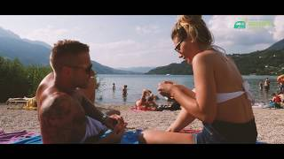 Camping Belvedere sul Lago di Caldonazzo - Trentino