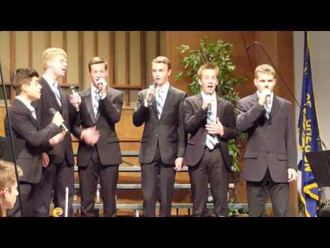 Break Thou the Bread of Life - Fountainview Mens Ensemble