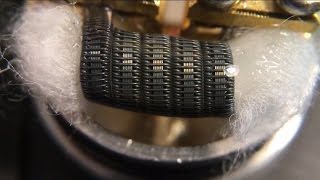 Staple Staggered Fused Clapton build tutorial, plus NEW Clapton Spacing method