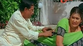 Telugu Comedy - M S Narayana Romance With House Servant