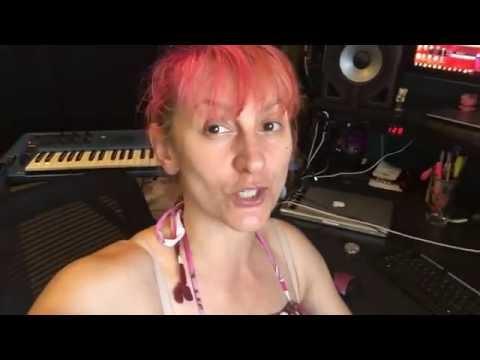 Composing For Music Library | Vlog #49 | Jacqueline Van Bierk