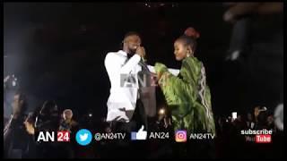 Great Performance by Adekunle Gold  Simi  One Night Stand With Adekunle Gold