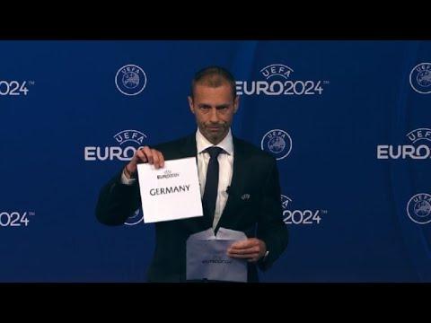 Germany to host Euro 2024: UEFA