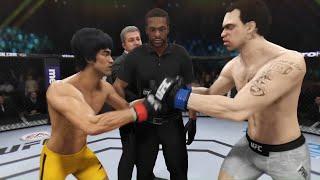 Bruce Lee vs. Trevor Phillips (EA Sports UFC 3) - CPU vs. CPU