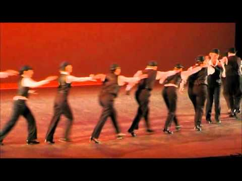 Gala cole de danse bordeaux rabbi jacob youtube for Dans rabbi jacob