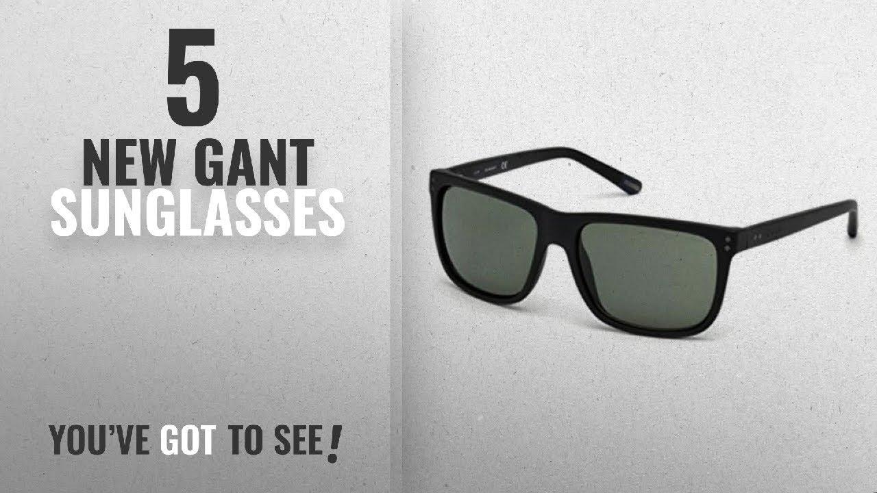 6413bb829f Top 10 Gant Sunglasses   Winter 2018    Sunglasses Gant GA 7081 02R ...