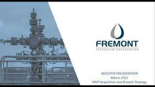 InvestorStream Webinar Series: Fremont Petroleum (ASX:FPL) Investor Briefing