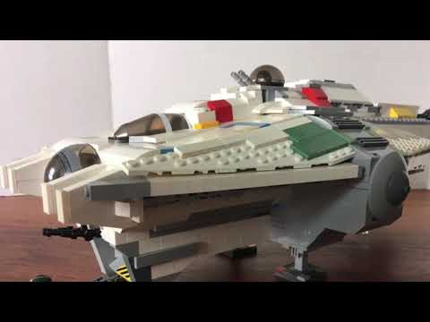 LEGO Star Wars Rebels Ghost MOC