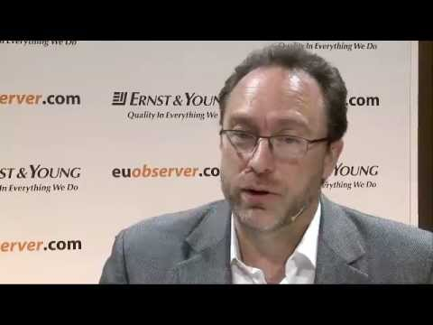 Wikipedia founder: European red tape hampering growth