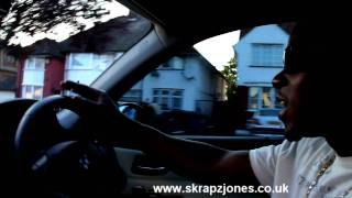 SKRAPZ - ON DA ROADZ FREESTYLE [HD] @Skrapzisback @Streetlifefam