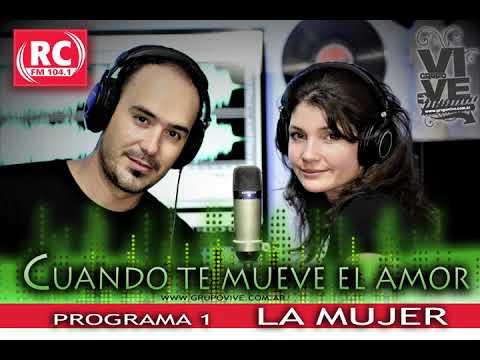 PROGRAMA DE RADIO 1: CUANDO TE MUEVE EL AMOR (Grupo Vive)