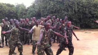 Rwanda Defense Force