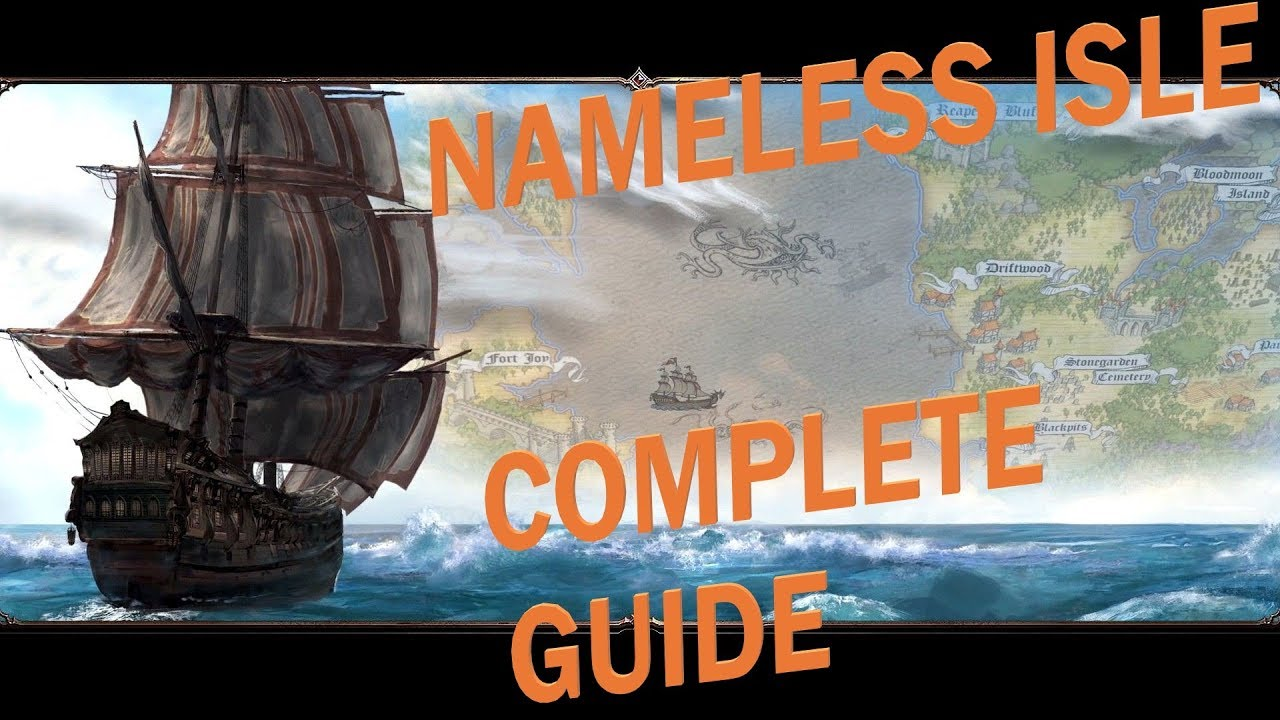 Divinity Original Sin 2 Nameless Isle Complete Guide Third Map