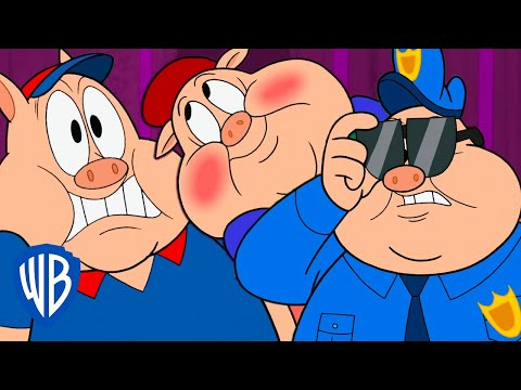 Looney Tunes | Top 10 Porky Pig Moments