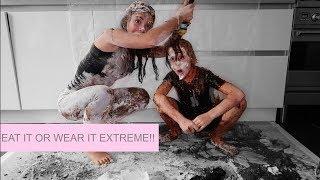 EXTREME Eat It Or Wear It Challenge     Esmée