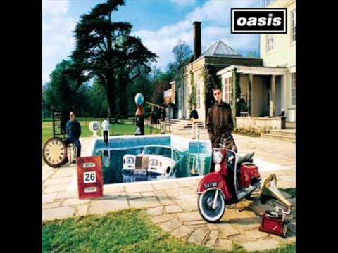 Oasis - Be Here Now (lyrics)