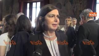 """Boldrini: """"Va fatta una norma sulla web tax"""""""