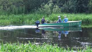 Санаторий Березина - река Березина (рыбалка), Санатории Беларуси