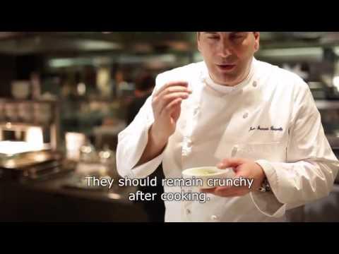 Roasted Scallops Recipe By Jean François   Le Pur' Restaurant   Park Hyatt Paris Vendôme