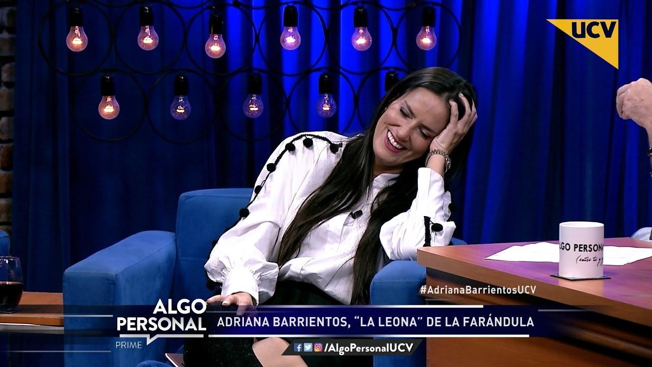Algo Personal 14 03 2017 Adriana Barrientos Comenta Cuando Filtró Las Fotos De La Geisha Desnuda