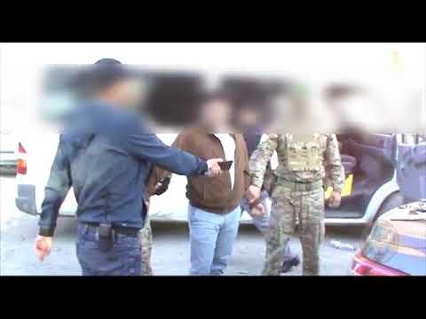 ГСБЭП   Задержание сотрудника СС УВД МВД