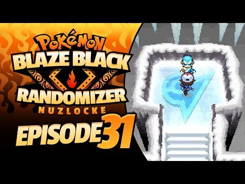 CHILLS DOWN MY SPINE - Pokemon Blaze Black Randomizer Nuzlocke - 31