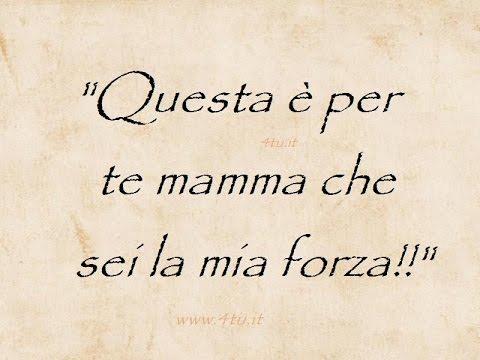 Festa Della Mamma A Mia Madre Poesie Canzoni Per La Mamma In Italiano Con Testo