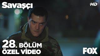 Kürşat Teğmen, Albay Kopuz'un emriyle Temo'yu bırakıyor! Savaşçı 28. Bölüm