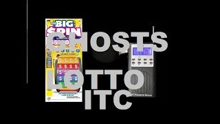 LOTTO SCRATCHCARD GHOST BOX SESSION
