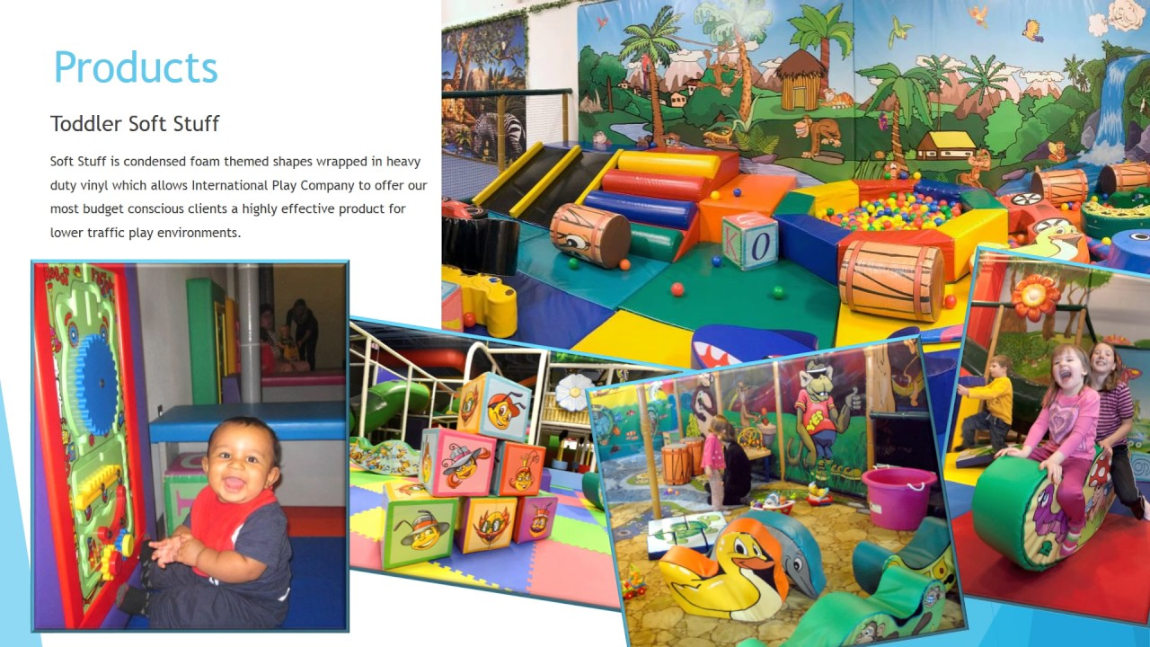 Commercial Indoor Playground Equipment And Play Structures By IPLAYCO
