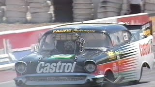 #ThrowbackThursday: Victor Bray vs Peter Gratz at Eastern Creek - 1995