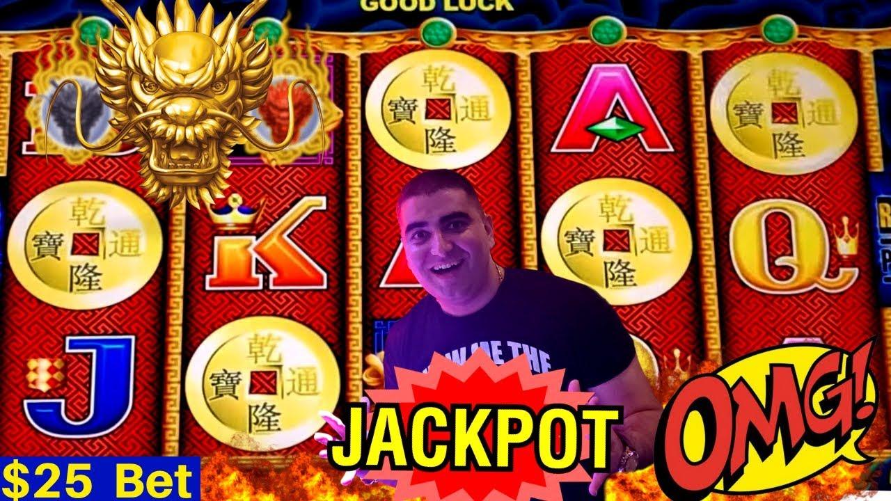 Dragon Slot Jackpot Machine