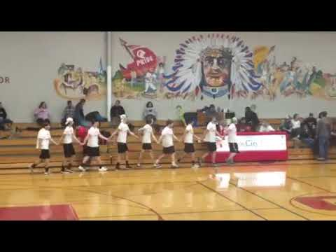 Osage city high school Jv dance team