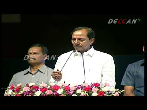 CM KCR Powerfull Speech On Agriculture At Raithu Hitha Conference | Hyderabad | DECCAN TV