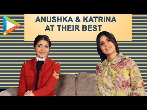 DON'T MISS: Anushka Sharma and Katrina Kaif's EXCLUSIVE Full Interview | ZERO