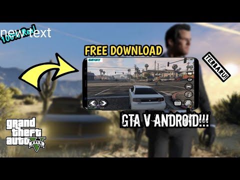 GTA V ANDROID DOWNLOAD APK+DATA 2019 -SUPPORT ALL GPU #gtav