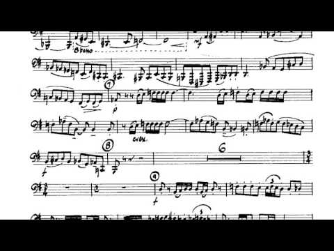Sonata for Tuba and Piano  I. Allegro Moderato - Bruce Broughton