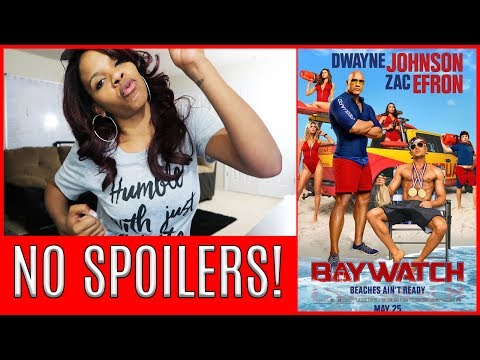 Baywatch Movie Review (No Spoilers)
