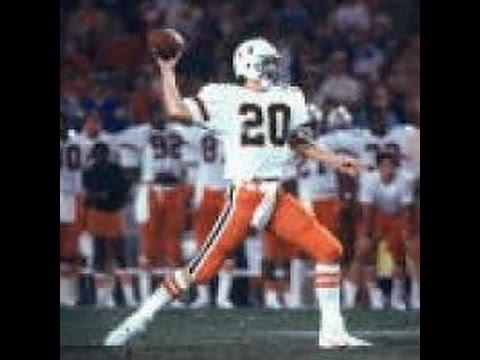 1983 Nebraska at Miami - 1984 Orange Bowl Game