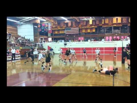 Rachel Mills Volleyball s