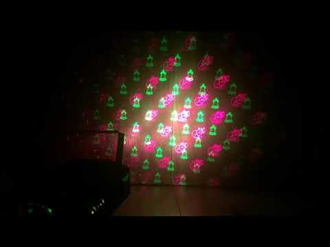 Смотреть клип Лазерный проектор